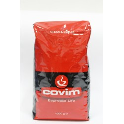 Кофе в зернах 1кг COVIM Gran Bar (Италия) Арабика 85/Робуста 15