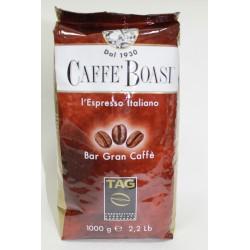 Кофе в зернах 1кг CAFFE BOASI LESPRESSO ITALIANO отборный кофе высокого качества