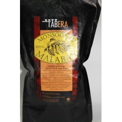 Кофе в зернах 1кг TABERA MALABAR
