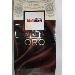 Кофе в зернах 1 кг. MOLINARI QUALITA ORO